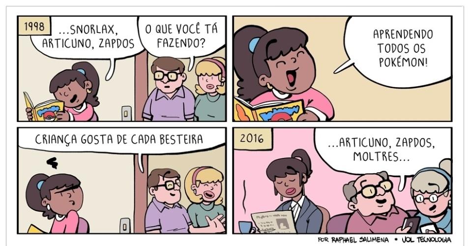 """30.jul.2017 - """"Besteira"""""""