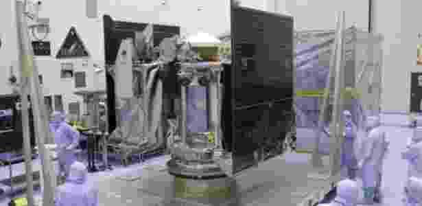Cientistas da Nasa desenvolvem sonda que será enviada para asteroide - Nasa