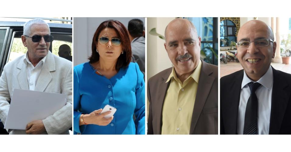 2015 - Quarteto para o Diálogo Nacional da Tunísia