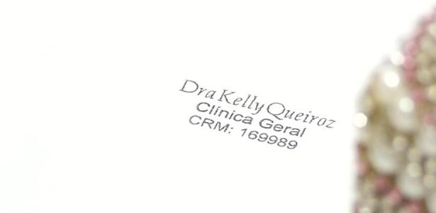 Falsa médica chama-se Kelly Regiane Queiróz e deu plantões em hospital por 3 meses