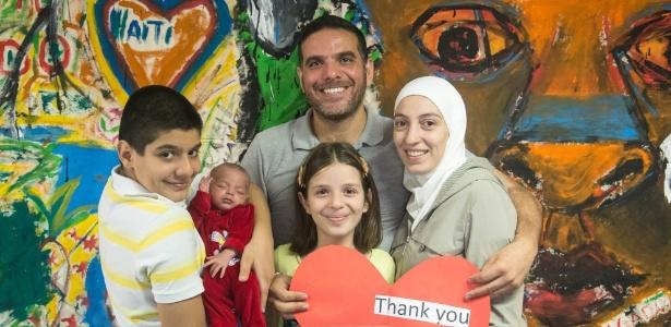 O engenheiro mecânico sírio Talal A-Tiwani, 44, tenta desde 2013 revalidar o diploma