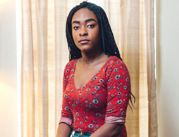 Rosie Banks, 17, é uma estudante colegial e ativista pelo controle de armas nos EUA
