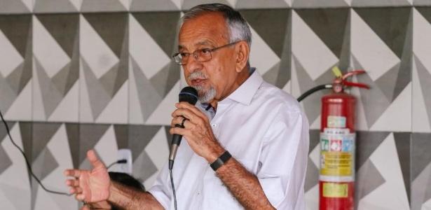João Capiberibe (Capi) é o candidato do PSB ao governo do Amapá