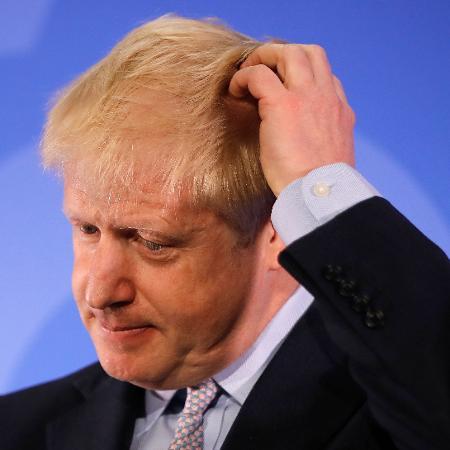Boris Johnson  - AFP