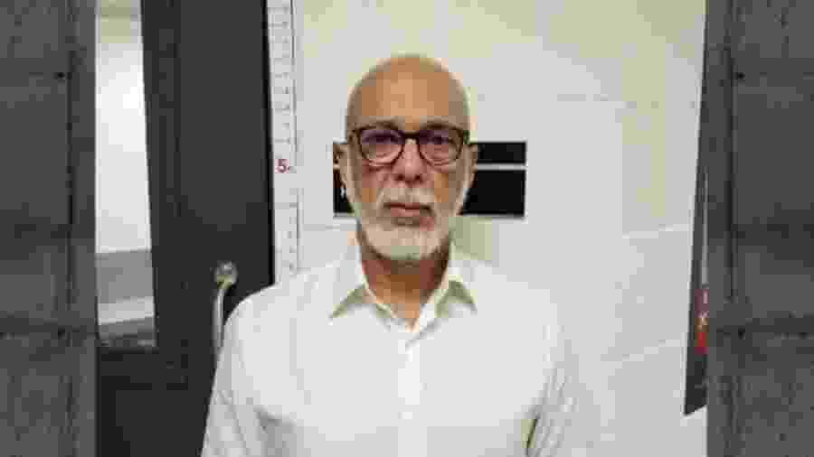 O empresário Arthur Soares, conhecido como Rei Arthur - Reprodução/Globonews