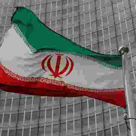 Bandeira do Irã -