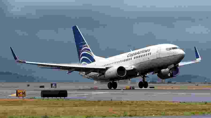 Divulgação/Copa Airlines