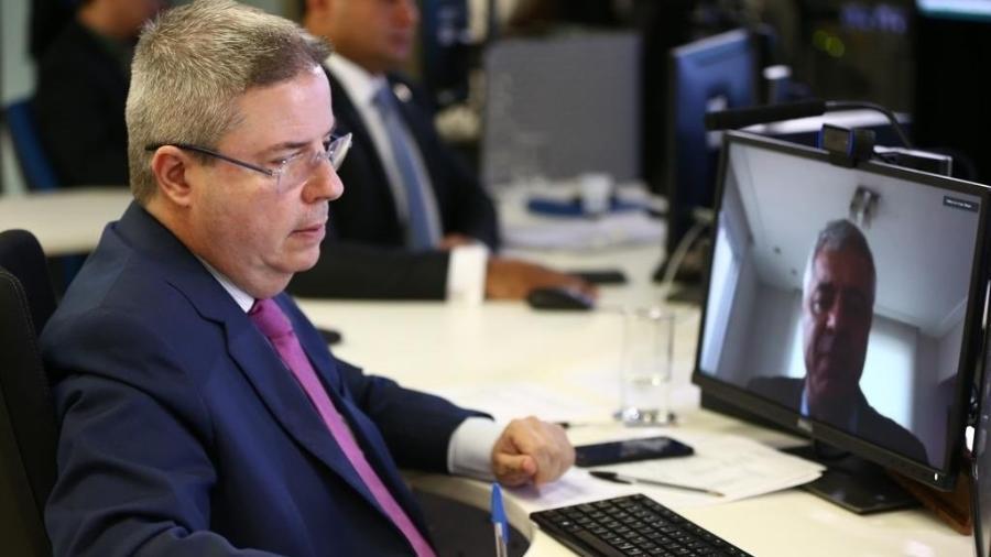 Antonio Anastasia (PSD-MG), vice-presidente do Senado - Magno Romero-Divulgação