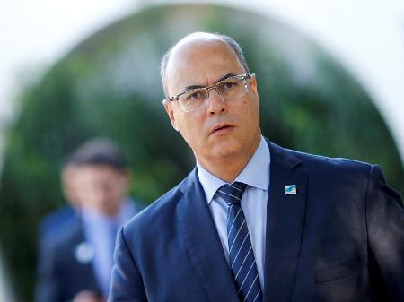 Wilson Witzel é afastado do cargo de governador do RJ pelo STJ; Pastor  Everaldo é preso