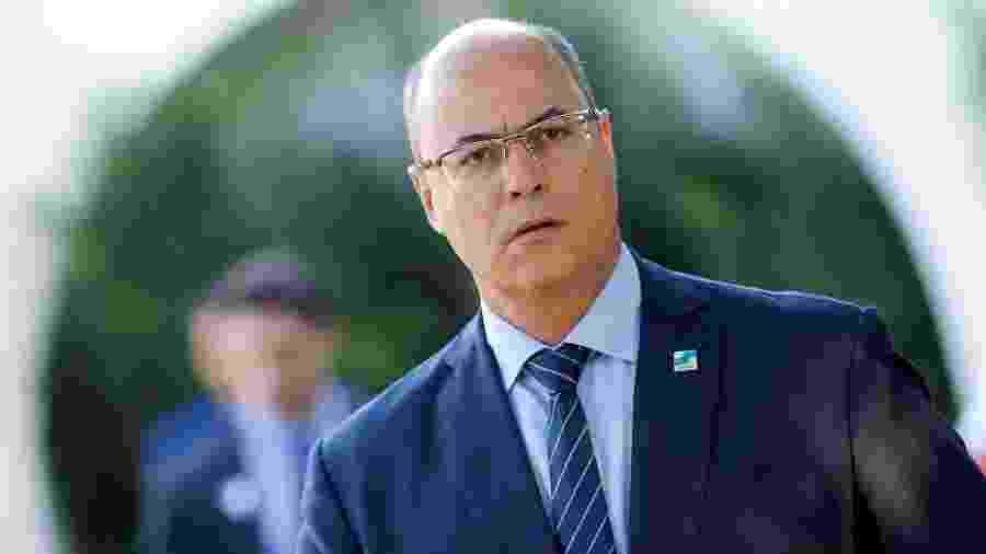 O governador do RJ, Wilson Witzel (PSC) - Adriano Machado