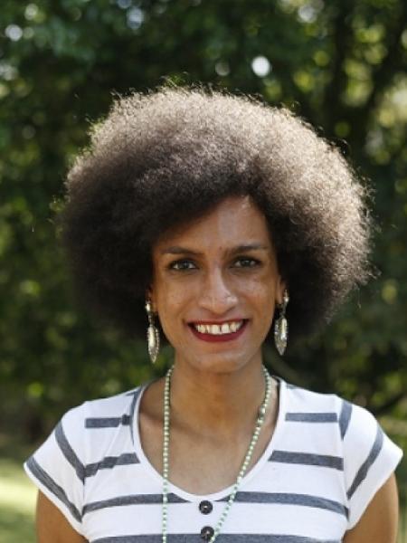 A covereadora de São Paulo Carolina Iara, da Bancada Feminista do PSOL - Divulgação/PSOL