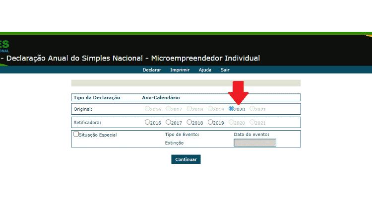 Microempreendedor precisa entregar declaração - Reprodução - Reprodução