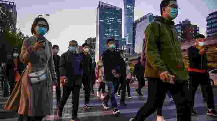 Na China, cerca de 600 milhões de pessoas têm uma renda mensal que mal chega a mil iuans (R$ 740) - Getty Images - Getty Images