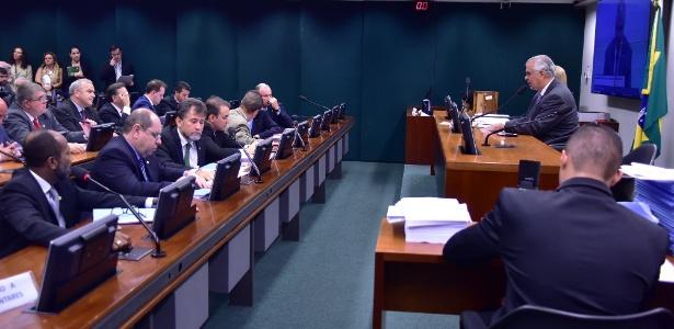 Reunião do Conselho de Ética para instauração do processo contra Eduardo Cunha - Zeca Ribeiro/Câmara dos Deputados