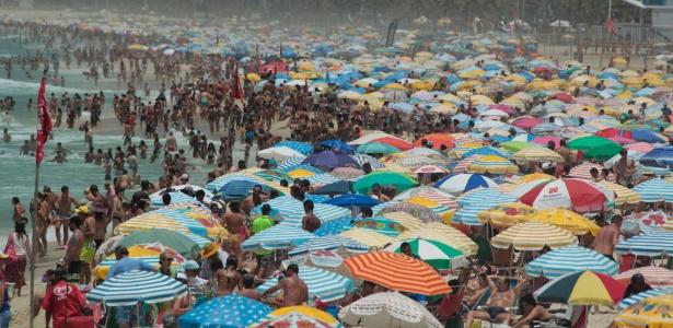 A Guarda Municipal e a PM atuarão em conjunto para evitar arrastões e assaltos nas praias da zona sul do Rio de Janeiro
