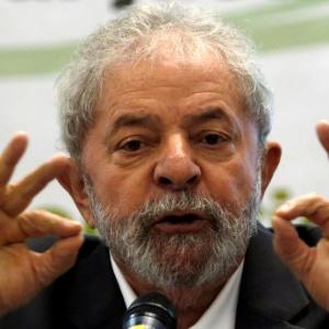 Lula é investigado na Operação Lava Jato