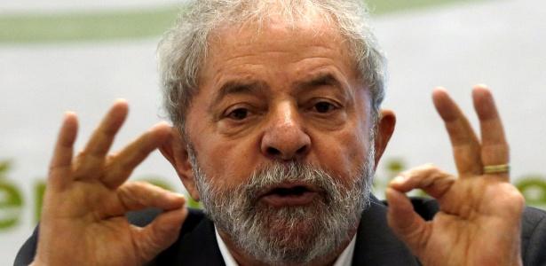 Lula foi denunciado pelo procurador-geral da República ao Supremo - Paulo Whitaker/Reuters
