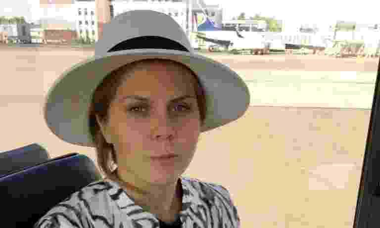 15.jul.2016 - A estudante russa Viktoria Savchenko, 21, estava de férias em Nice e havia ido às celebrações da Queda da Bastilha na orla da cidade da Riviera Francesa com a amiga Polina Serebryannikova, 22. Ela morreu atropelada pelo caminhão durante o ataque. A amiga sofreu ferimentos na perna e foi levada ao hospital - Reprodução/Facebook