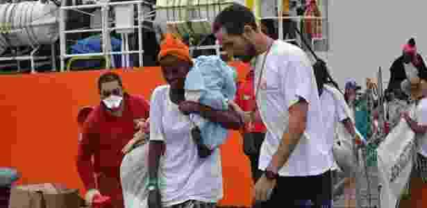 bbc refugiados italia 2 - BBC Brasil - BBC Brasil