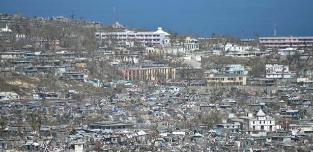 Jérémie havia recebido sua primeira ligação decente com o resto do país e vivia uma era de desenvolvimento, mas o furacão brecou a prosperidade da cidade costeira