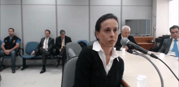 Adriana Ancelmo, mulher do ex-governador do Rio Sérgio Cabral