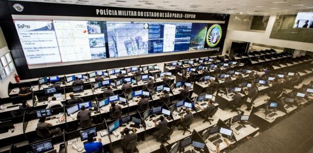 Alerta do sistema é enviado ao Copom (Centro de Operações da Polícia Militar ) ab505c671ccb9