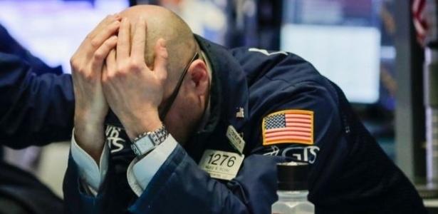 A globalização financeira aumenta a velocidade da propagação de crises financeiras - Getty Images