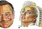 Esse cara usa emojis para criar retratos realistas de celebridades (Foto: Reprodução )