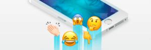 Está usando certo? Emojis ganharam novos significados na batalha por votos (Foto: Arte/UOL)