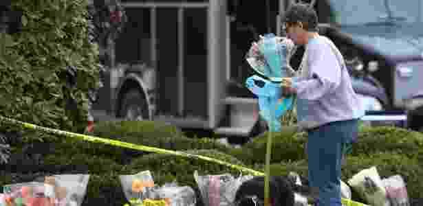Vítimas do ataque a sinagoga de Pittsburgh são homenageadas - REUTERS/Cathal McNaughton