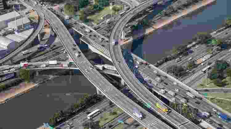 Em pleno século 19, José Bonifácio já reclamava da poluição do rio Tietê, hoje símbolo da poluição em São Paulo - Diogo Moreira/Governo de São Paulo