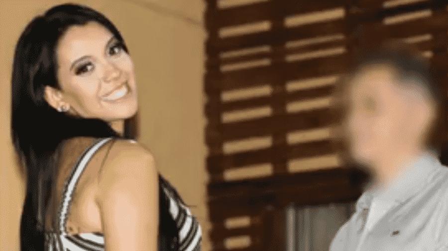 """Polícia prende mulher suspeita de roubar R$ 31 mil com """"Boa Noite, Cinderela"""" - Reprodução/Band"""