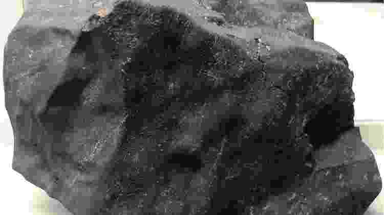 O meteorito de Murchison caiu na Terra em 1969 - James St John