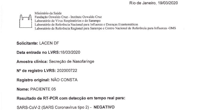 Exame de Bolsonaro 3 - Reprodução - Reprodução