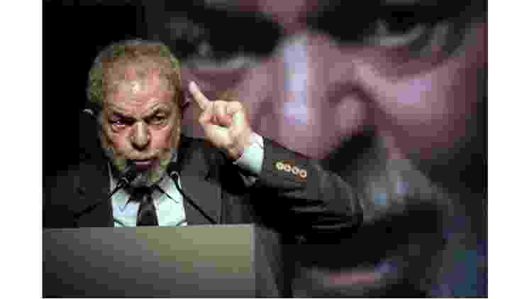 Lula fala a industriais em 2016 - Yasuyoshi Chiba/AFP via Getty Images - Yasuyoshi Chiba/AFP via Getty Images