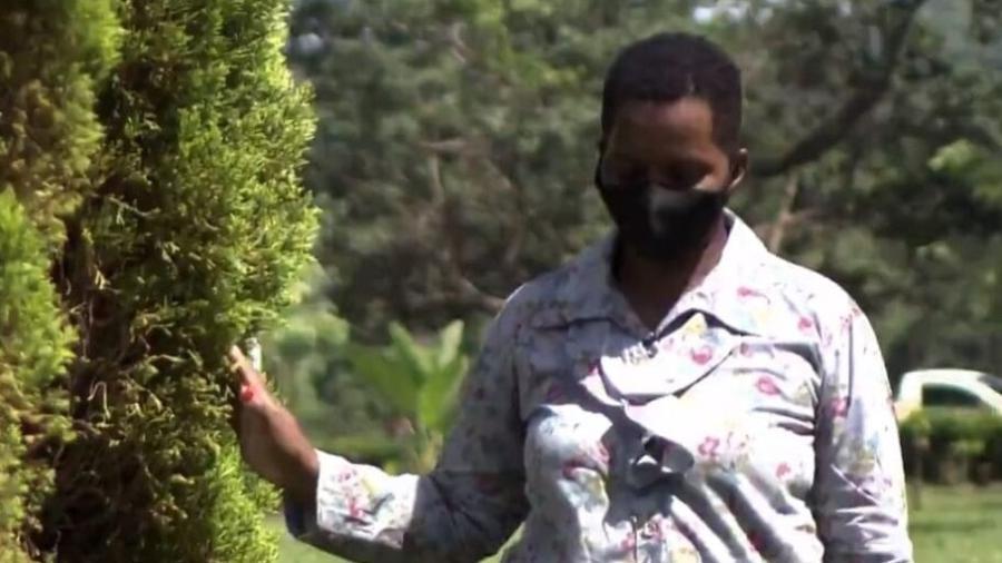 Madalena Gordiano, 46, viveu sob regime análogo à escravidão por 38 anos - TV Globo