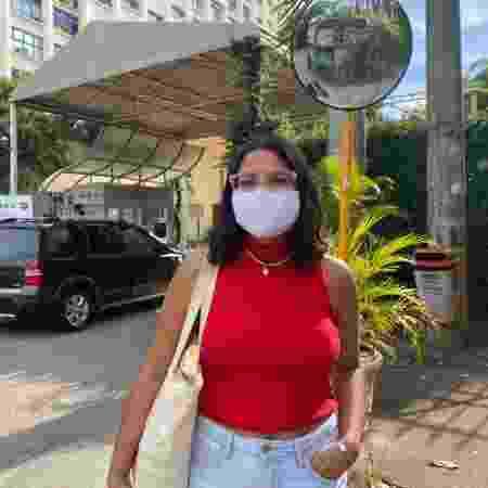 Ana Beatriz - Tatiana Campbell/UOL - Tatiana Campbell/UOL