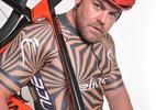 Atleta que morreu de covid foi para o triatlo aos 30 para tratar obesidade - Arquivo Pessoal
