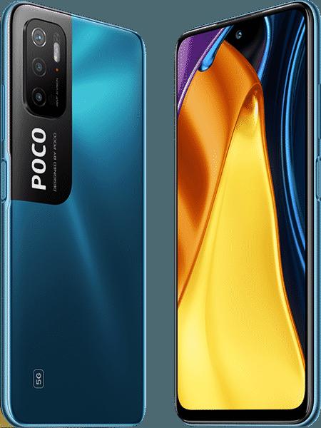 Poco M3 Pro 5G - Divulgação - Divulgação