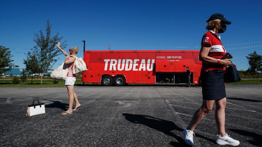 Trudeau corre risco de perder eleição que ele mesmo convocou - Cole Burston/Getty Images