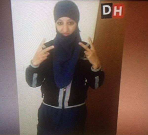 """19.nov.2015 - Foto divulgada pelo site belga """"DH.BE"""" mostra prima de Abdelhamid Abooud, suposto mentor dos atentados em Paris"""