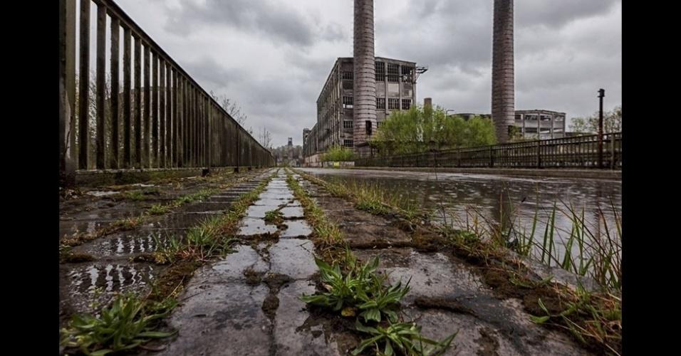 23.nov.2015 - Richter conta que sua infância 'foi cercada por ruínas das construções da antiga República Democrática Alemã (Alemanha comunista)'