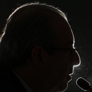 O presidente afastado da Câmara dos Deputados, Eduardo Cunha (PMDB-RJ), durante entrevista a jornalistas - Dida Sampaio/Estadão Conteúdo