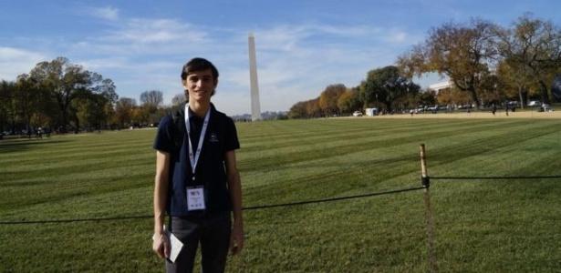 Jovens viajaram para os Estados Unidos em outubro para conferências e fizeram um estágio de um mês em organizações que atuam nas suas áreas