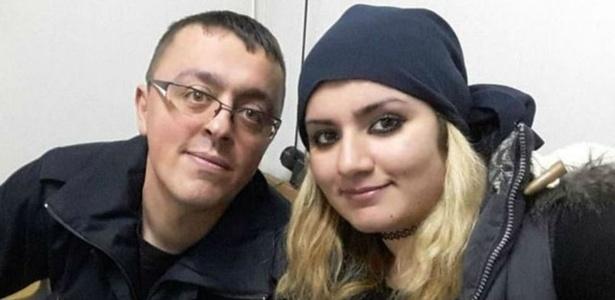 Noora Arkavazi e Bobi Dodevski se apaixonaram na fronteira da Macedônia