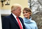 Trump e Melania dançam nos bailes de gala após posse nos EUA - Lucy Nicholson/Reuters