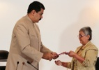 Presidência da Venezuela/AFP