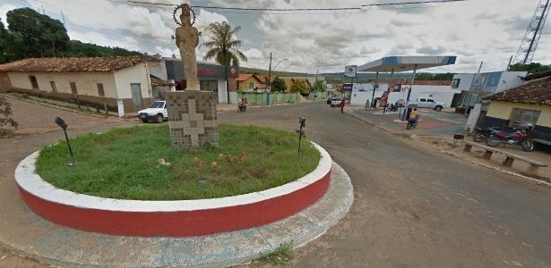 Município piauiense de Uruçuí, a 450 quilômetros da capital Teresina