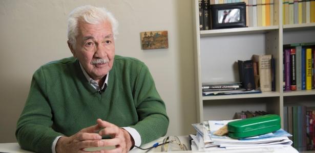 Ivan Izquierdo, pesquisador sobre as memórias premiado pela Unesco