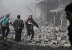 Potências estrangeiras competem por um pedaço da Síria - Abdulmonan Eassa/AFP